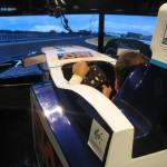 Marc Gene pilota Ferrari che fa pratica 2 (Copia)
